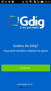 Gdig - Guia Digital apk screenshot