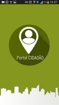 Portal Cidadão poster