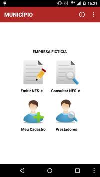 NFS-e Campo Bom poster