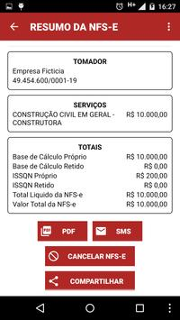 NFS-e Campo Bom apk screenshot