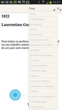 ePub Reader - Nuvem de Livros apk screenshot