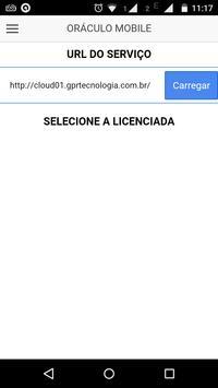 Oráculo Mobile apk screenshot