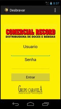 Desbravar - ComercialRecord poster