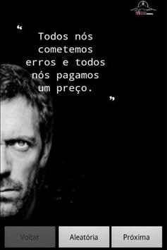 Frases Dr. House - Free poster