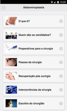 Info Plástica apk screenshot