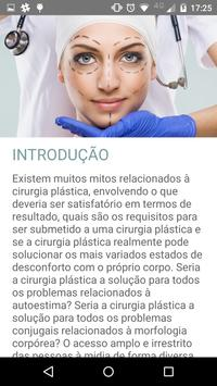 Cirurgia Plástica apk screenshot