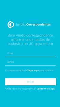 Jurídico Correspondentes poster