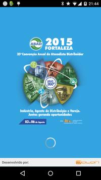 ABAD 2015 FORTALEZA poster