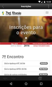 APDESPBR 2016 apk screenshot