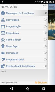 HEMO 2015 apk screenshot