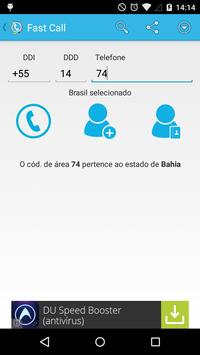How to call to another country apk screenshot