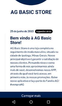 AG Basic Store apk screenshot