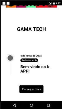 Gama Tech apk screenshot