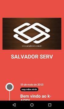 Salvador Serv poster