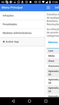 Detran CE Multas e Penalidades apk screenshot