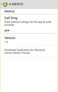 A-MERCO apk screenshot