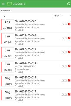 LeafMobile apk screenshot