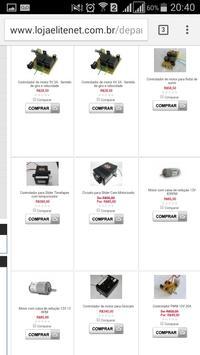 EliteNet Circuitos Eletrônicos apk screenshot