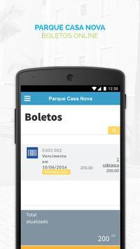 Parque Casa Nova apk screenshot