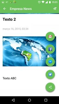 Empresa News Portfólio apk screenshot