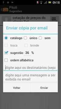 Automação de vendas-Pitoli Ud apk screenshot