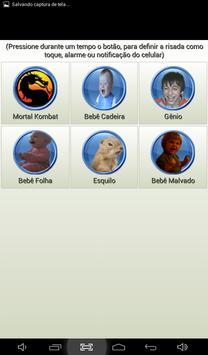 Risadas Clássicas apk screenshot