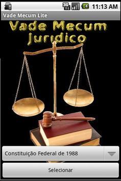 Vade Mecum Juridico Lite poster
