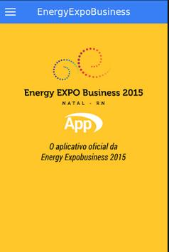 Energy ExpoBusiness poster