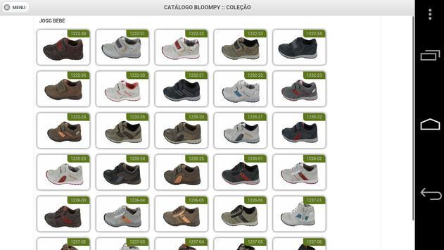 Bloompy - Catálogo de Produtos apk screenshot