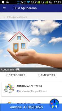 Guia Apucarana poster