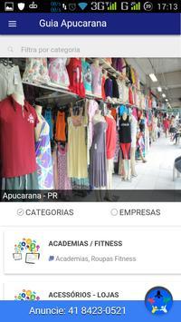 Guia Apucarana apk screenshot
