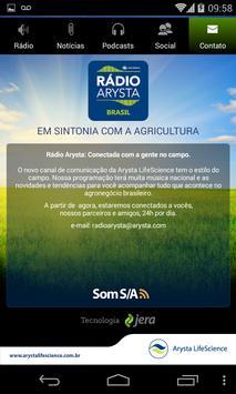 Radio Arysta apk screenshot