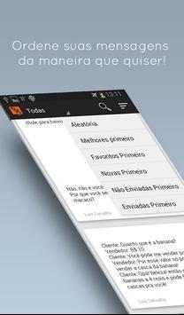 Droido - Mensagens SMS prontas apk screenshot