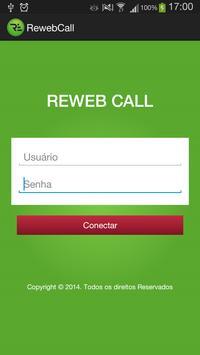 Reweb Call poster