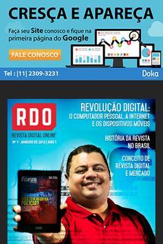RDO poster