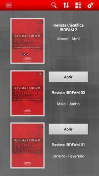 Revista IBDFAM apk screenshot