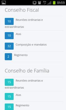Roda - Governança Corporativa apk screenshot