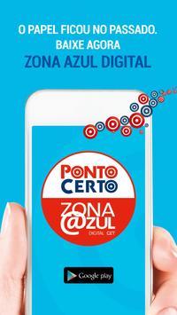 Ponto Certo Zona Azul poster