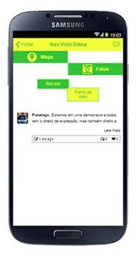 Panelaço apk screenshot