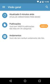 SEDEP FAZ - GESTOR JURÍDICO apk screenshot