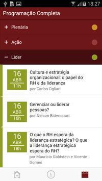 CONCARH 2015 apk screenshot