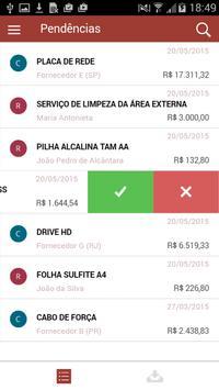 Gestão Empresarial   ERP apk screenshot