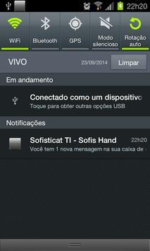 Sofis Hand apk screenshot