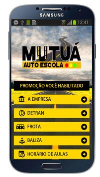 Autoescola Mutuá poster