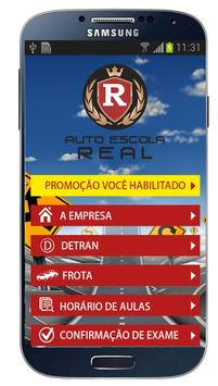 Autoescola Real poster