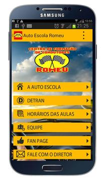 Autoescola Romeu poster