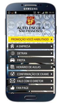 Autoescola São Francisco poster