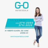GO Autoescola icon