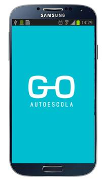 GO Autoescola poster