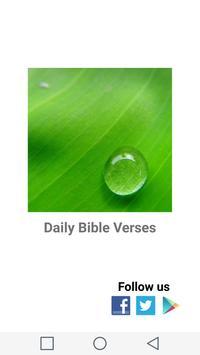 Daily Bible Verses apk screenshot